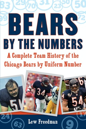 Bears by the Numbers book image