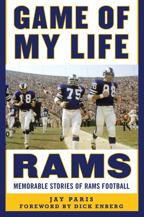 Game of My Life Rams book image