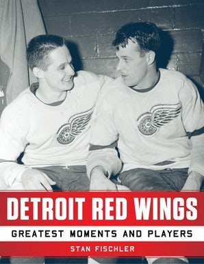 Detroit Red Wings book image