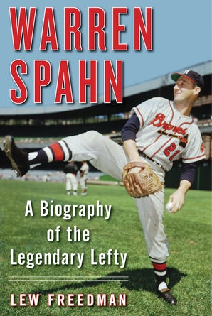 Warren Spahn book image