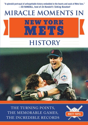 Miracle Moments in New York Mets History book image