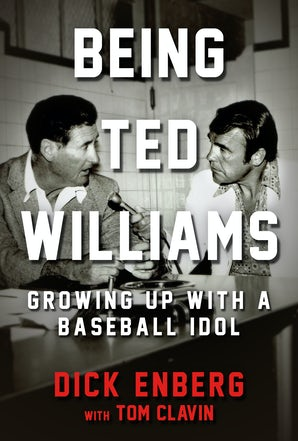 Being Ted Williams book image