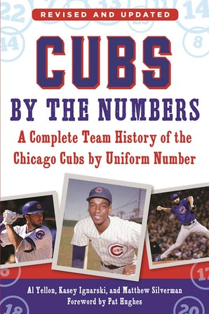 Cubs by the Numbers book image