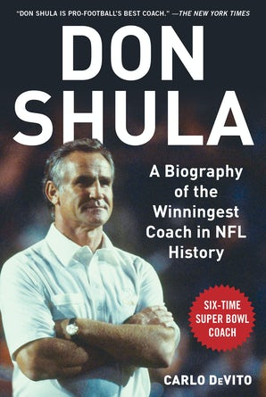 Don Shula book image