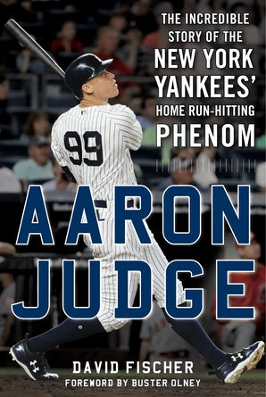 Aaron Judge book image