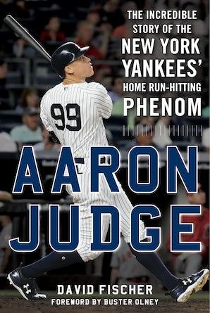 Aaron Judge book image