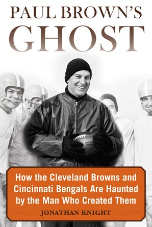 Paul Brown's Ghost book image