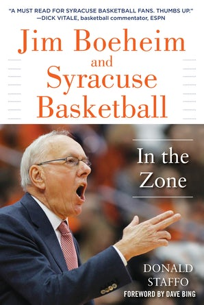 Jim Boeheim and Syracuse Basketball book image