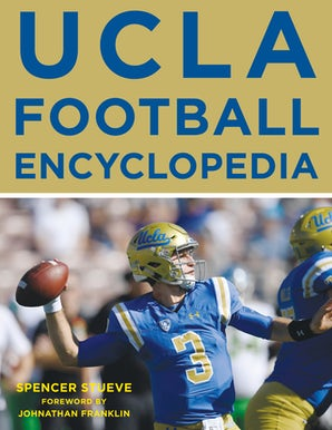 UCLA Football Encyclopedia book image