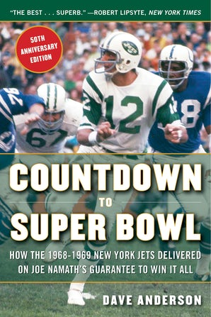 Countdown to Super Bowl book image