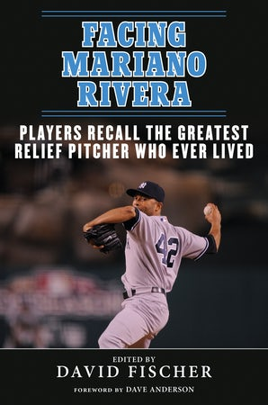 Facing Mariano Rivera book image