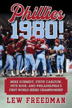 Phillies 1980! book image