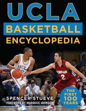 UCLA Basketball Encyclopedia book image
