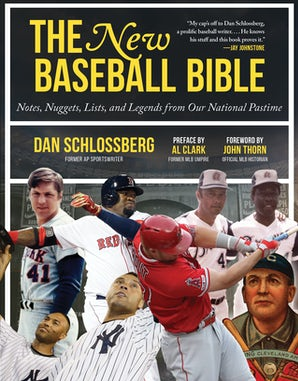 The New Baseball Bible book image