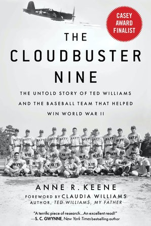 The Cloudbuster Nine book image