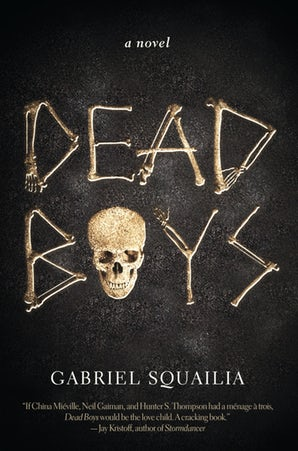 Dead Boys book image