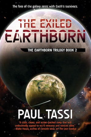 The Exiled Earthborn book image
