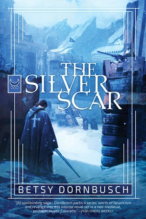 The Silver Scar book image
