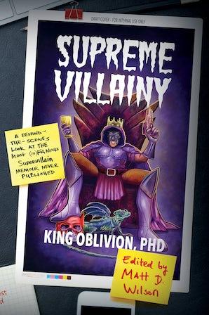 Supreme Villainy book image