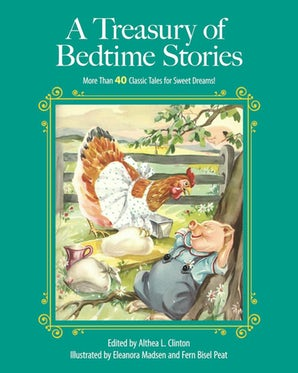 A Treasury of Bedtime Stories book image
