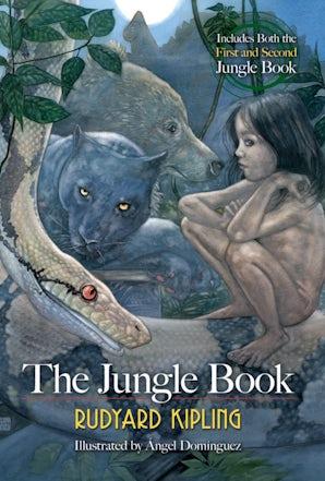 The Jungle Book book image