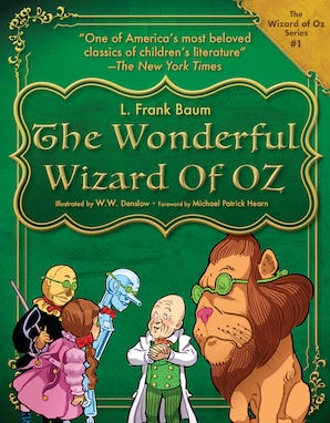 The Wonderful Wizard of Oz book image