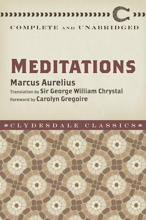 Meditations book image