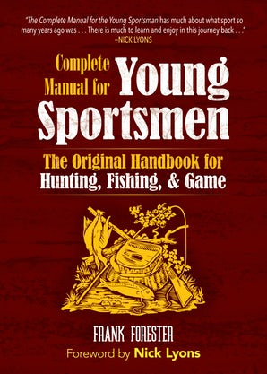 The Complete Manual for Young Sportsmen book image