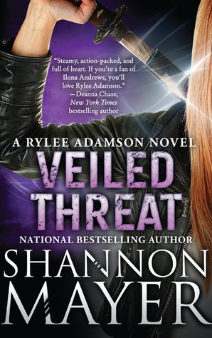 Veiled Threat book image