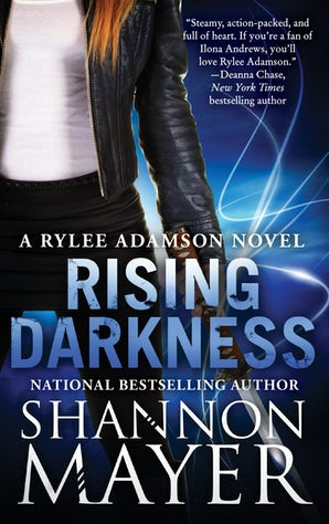 Rising Darkness book image