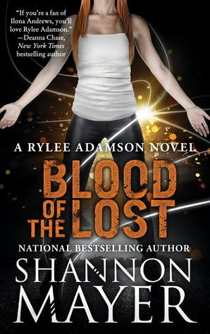 Blood of the Lost book image