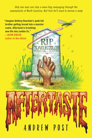 Aftertaste book image