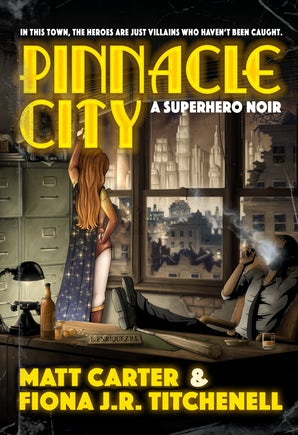 Pinnacle City book image