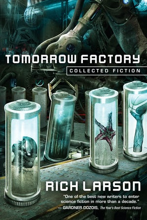 Tomorrow Factory book image