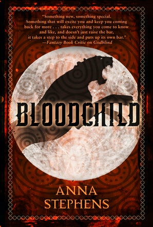 Bloodchild book image
