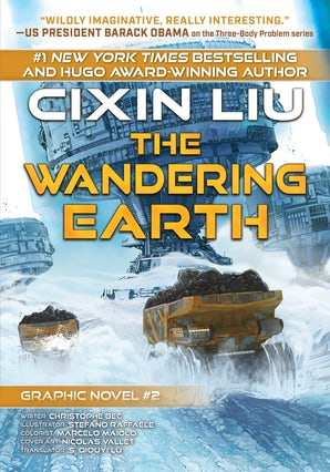 The Wandering Earth book image
