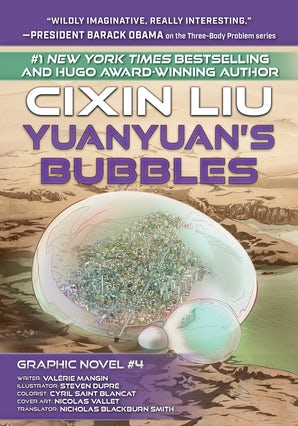 Yuanyuan's Bubbles book image