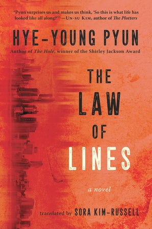 The Law of Lines book image