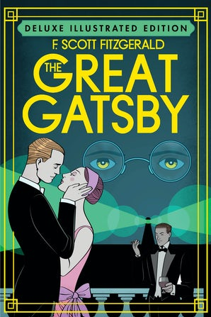 The Great Gatsby (Deluxe Illustrated Edition) book image