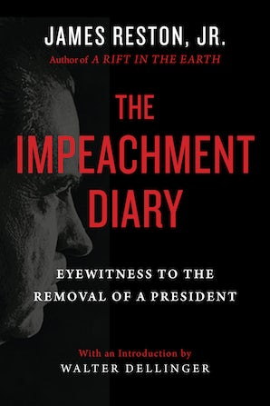 The Impeachment Diary book image