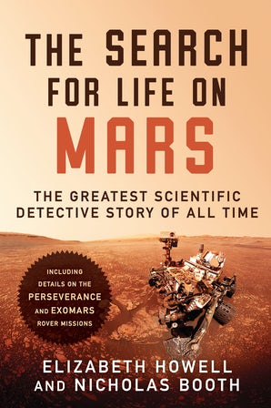 The Search for Life on Mars book image