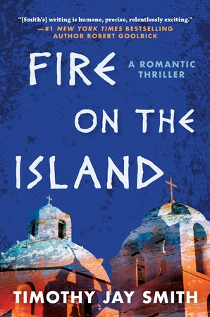 Fire on the Island book image