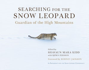 Searching for the Snow Leopard book image