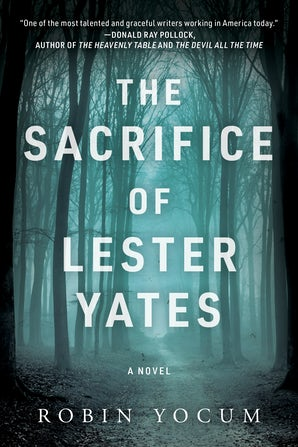 The Sacrifice of Lester Yates book image